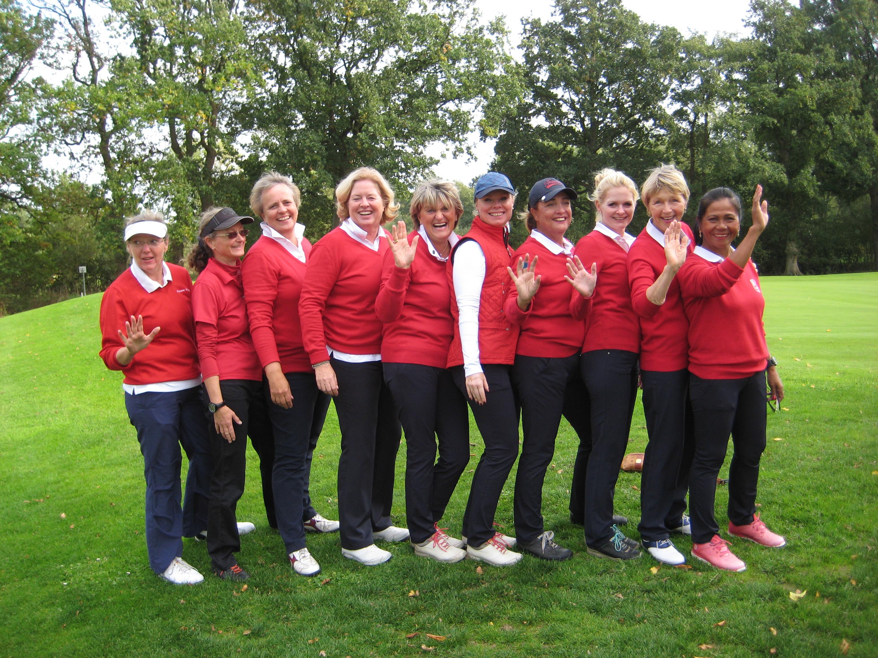 AK30 Damenmannschaft weiter auf Erfolgskurs