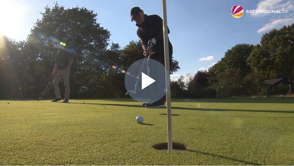 Inklusives Golfturnier in der Bremer Schweiz: Sportlich Barrieren abbauen